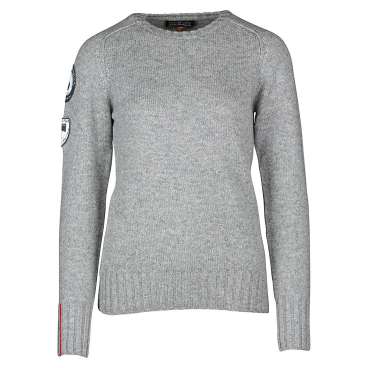 AMUNDSEN PEAK WOMENS CREW NECK