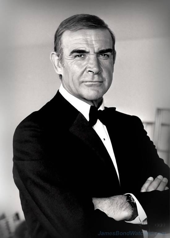 Sean Connery ~ best James Bond ever #007