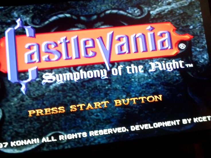 I've never played a Castlevania game so I figured this would be a good place to start...