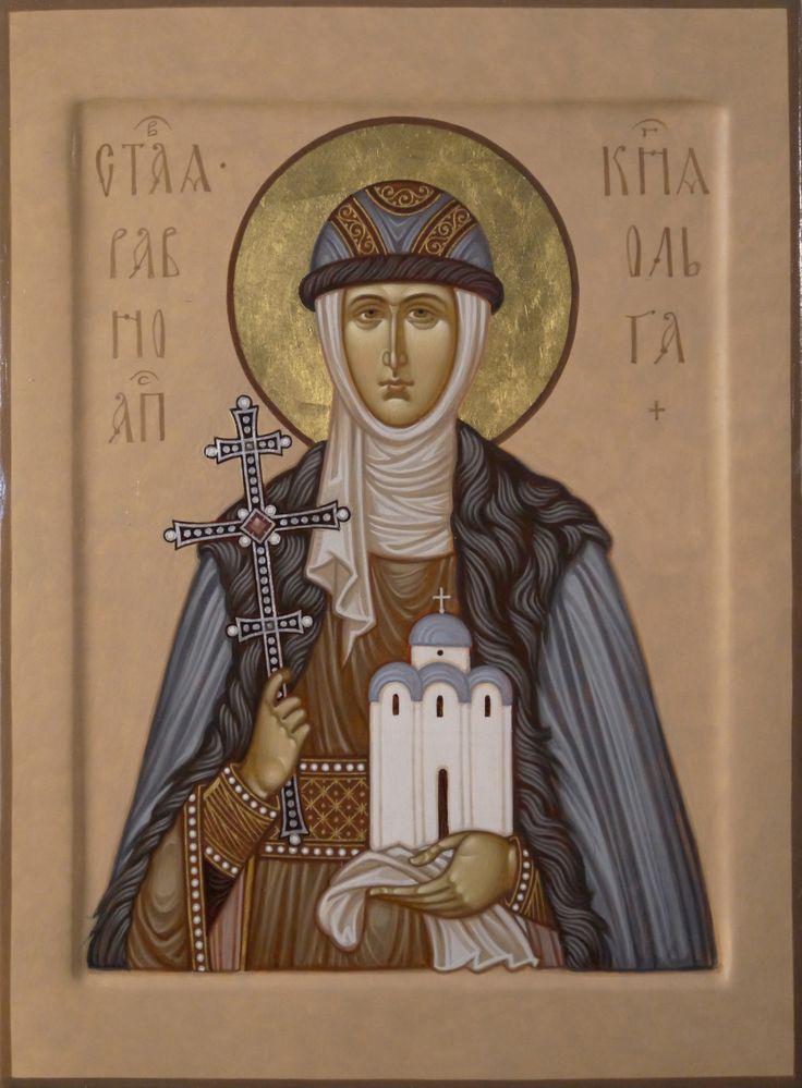 St Olga of Kiev