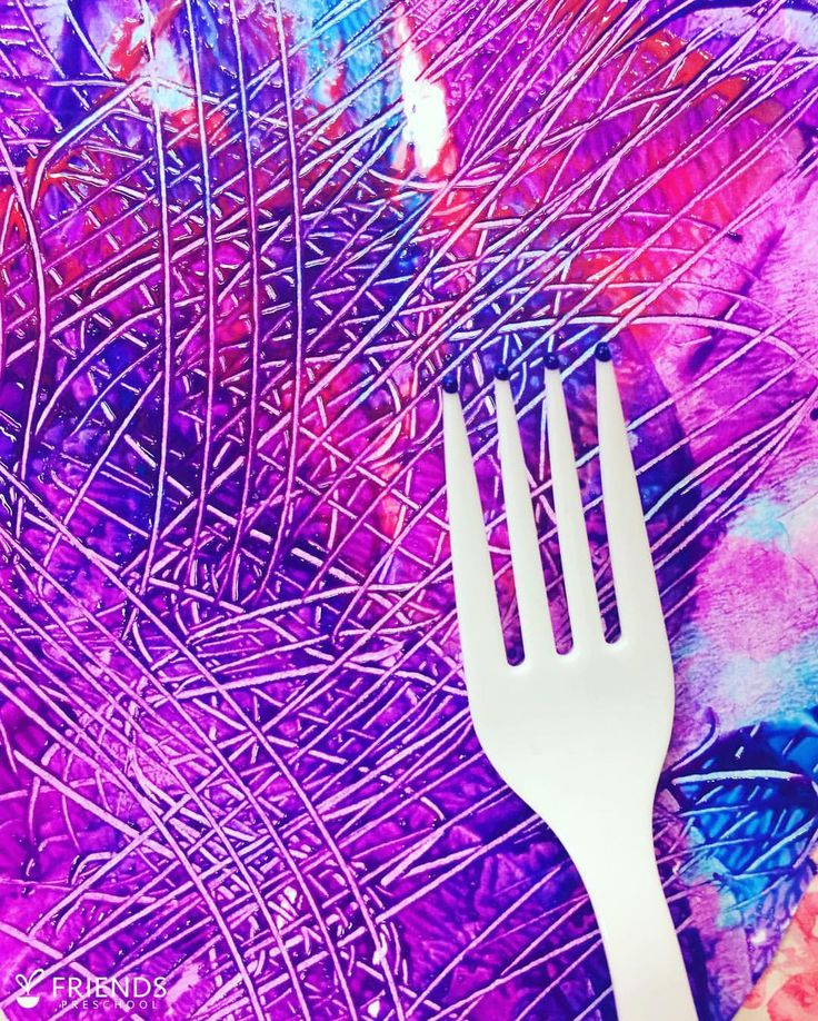 What would happen if we painted with forks?
