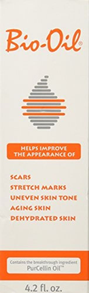 Bio Oil with PurCellin Oil for Aging Skin Scars Stretch Marks Tone 2 or 4.2 Oz #Bio