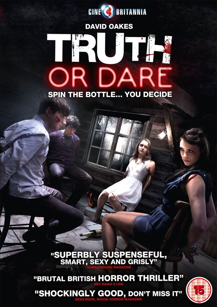 Truth or Dare (aka Truth or Die) (2012) | Horror Movies I ...