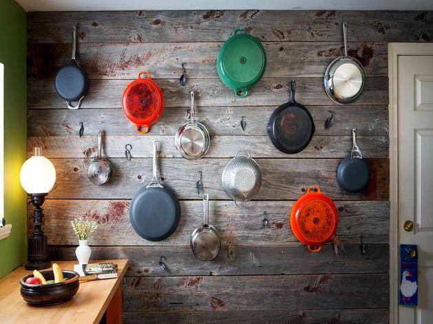 Кухня в цветах: черный, серый, светло-серый, темно-зеленый. Кухня в .