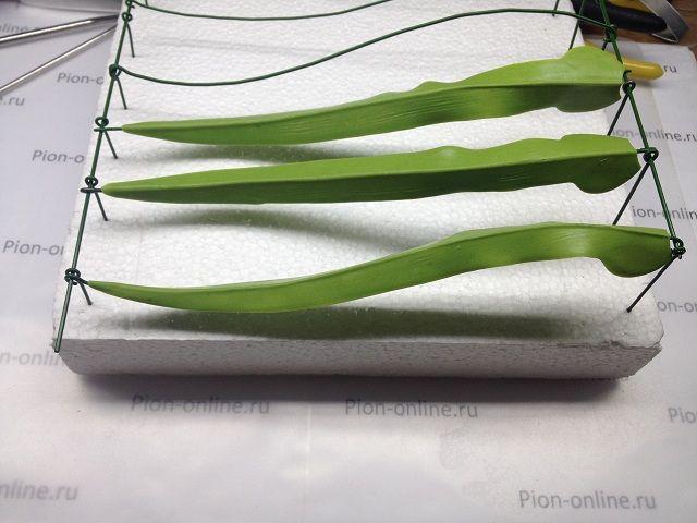 Керамическая флористика создаем орхидею Цимбидиум