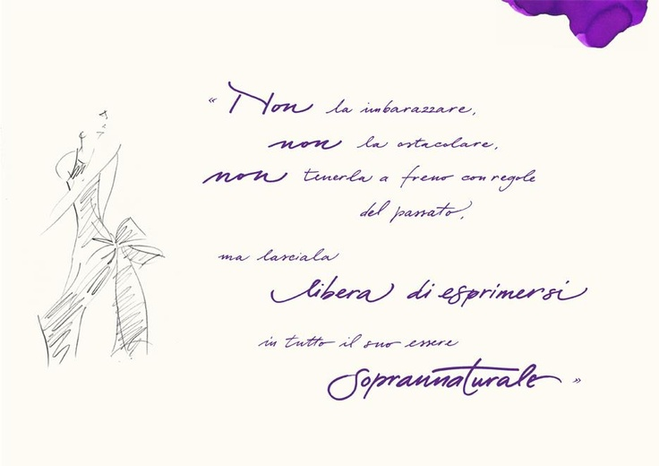 Yvat and Klerb was asked to produce calligraphic artworks for Yves Saint Laurent's new perfume Manifesto, launched in Milan, July 2012