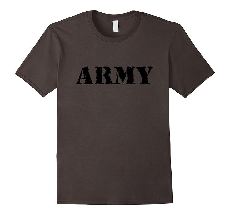 US Army Shirt- Vintage Logo- Military T-Shirt
