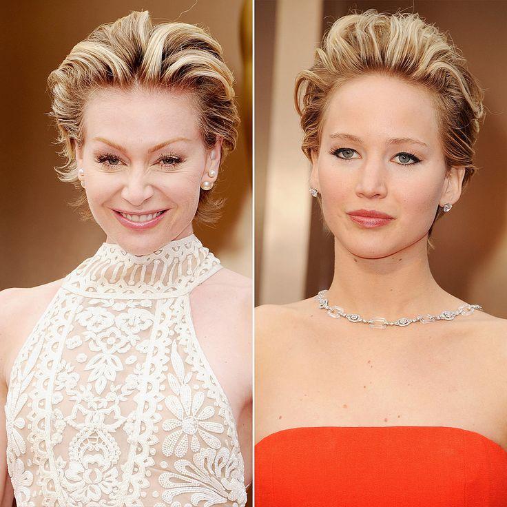 Portia De Rossi Wedding Gown: Portia De Rossi Short Hair - Google Search
