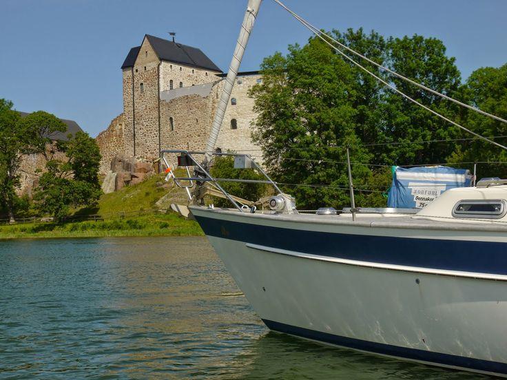 Kastelholm castle #sailing