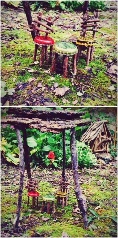 2738 Best Miniature Fairy Gardens Images On Pinterest 400 x 300