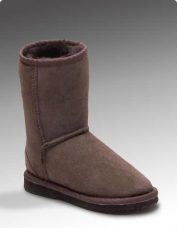 KOALABI TODDLER ORIGINAL  Why should adults have all the fun? Kids are just like any adult, they hate cold feet. So treat them to a pair of our real sheepskin boots. The warmth and the ease of putting them on or taking them off you can relax knowing that kids have warm feet.