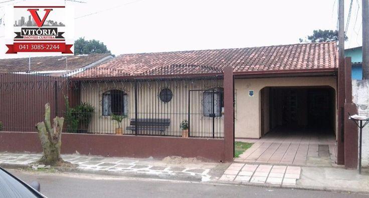 Casa  com terreno à venda, Afonso Pena, São José dos Pinhais.