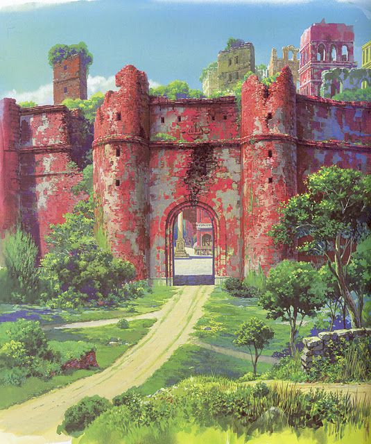 Tales From Earthsea ✤ || キャラクターデザイン                                                                                                                                                                                 More