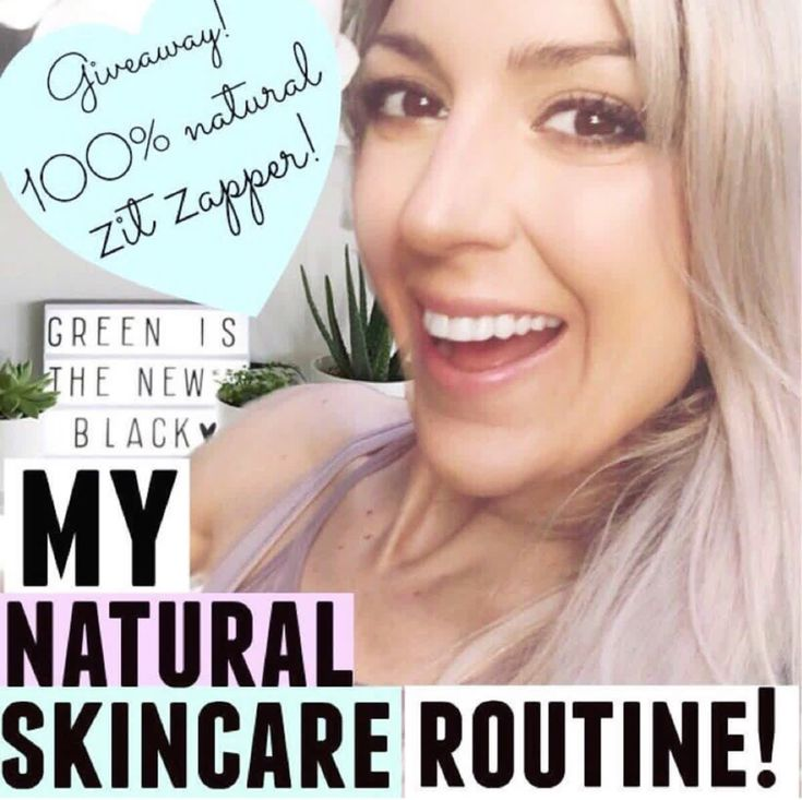 "🎥☺️🌿MY #NATURALSKINCARE ROUTINE + ZIT ZAPPER GIVEAWAY for YOU + BESTIE!👉🏻CLICK LINK IN BIO THEN SELECT ""YOUTUBE CHANNEL!"" Learn what I did to clear my #acne NATURALLY + follow along as I get ready for bed and show you my non-toxic #greenbeautyroutine & #naturalbeautyproducts I use 2X/day and swear by for everything from: #clearskin #antiaging #glowingskin #acnescars #redness #discoloration #oilyskin #dryness + how I increase #collagenproduction 🌿NATURALLY w/ the incredible ""Botox In A…"