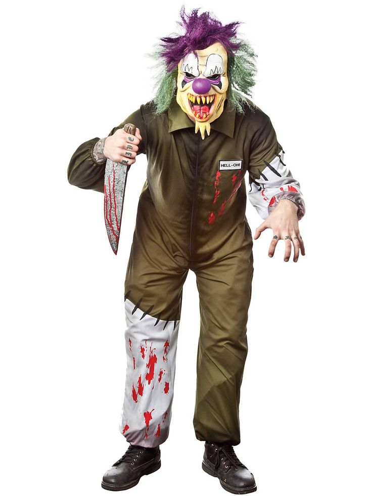 31 best images about Scary Clown Halloween Costumes on ...