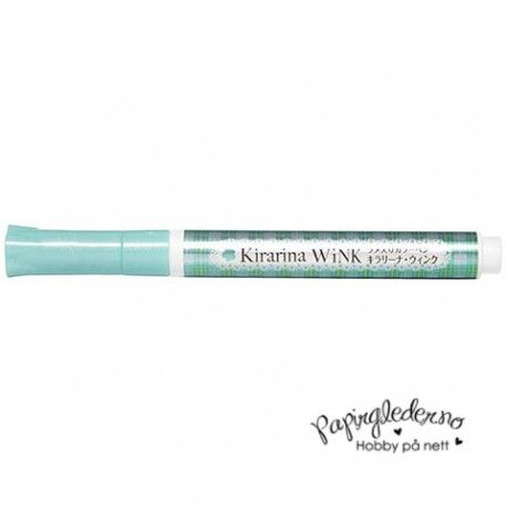 Kirarina Wink - White pearl
