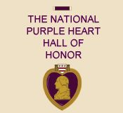 The National Purple Heart Hall of Honor commemorates the extraordinary sacrifices of America's servicemen and servicewomen who were killed or wounded in combat. The mission of the Hall of Honor is to collect and preserve the stories of Purple Heart recipients from all branches of service and across generations to ensure that all recipients are represented.
