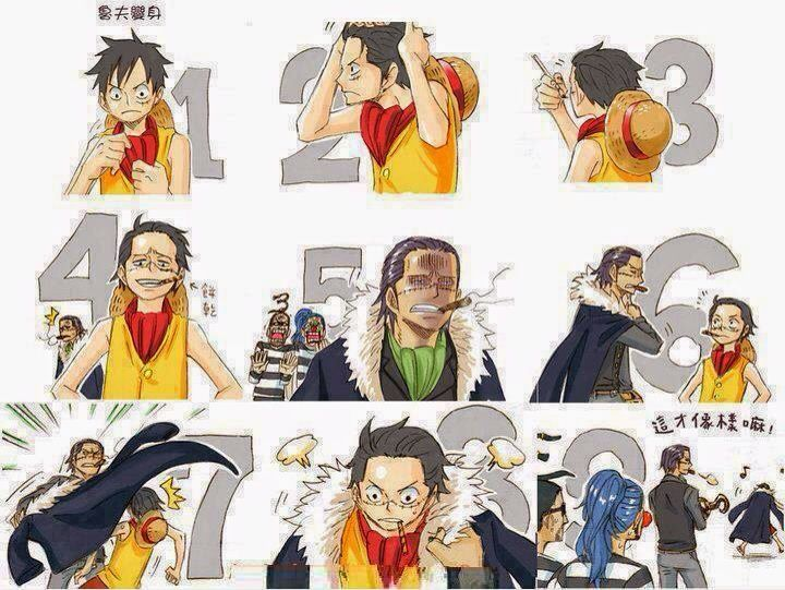 I'm laughing way to hard at this (avec images) | One piece drôle, Anime one piece, Luffy