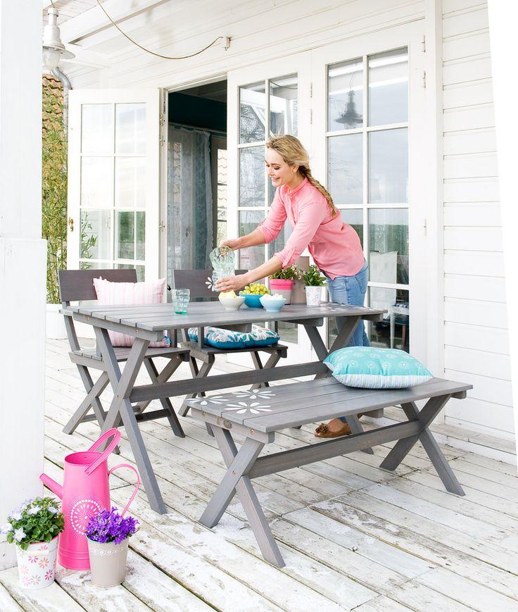Tafel Treintje: mooie tafel die goed te combineren is met Bank Beau en Stoel Sylvie
