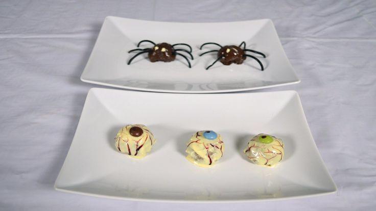 Praline di Halloween