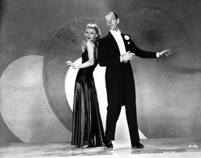 "Vintage Glamour Girls: Ginger Rogers & Fred Astaire in "" Roberta """