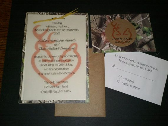 Hey, I found this really awesome Etsy listing at http://www.etsy.com/listing/156250001/camo-wedding-doe-and-deer-invitation-kit