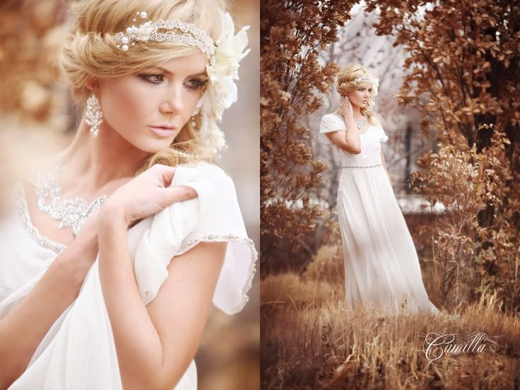 Ethereal, Whimsical and Absolutely Stunning  Photo courtesy of Camilla Binks Photography