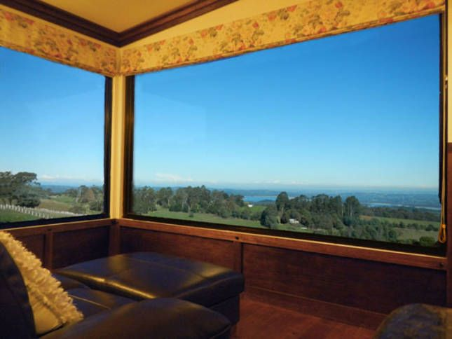A Cottage with a View at Tudor Ridge | Dandenongs, VIC | Accommodation