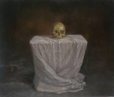 """Saatchi Art Artist Anne Herrero; Painting, """"Allegory of Desire"""" #art"""