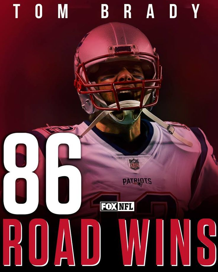 Tom Brady has passed Peyton Manning for most wins on the road as a starting QB in NFL history. (h/t New England Patriots)