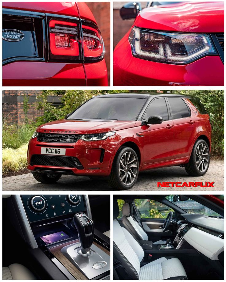 2020 Land Rover Discovery Sport HQ Pictures, Specs