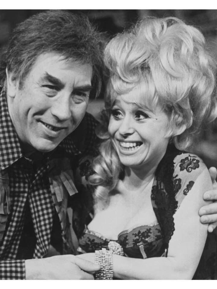 Frankie Howerd & Barbara Windsor