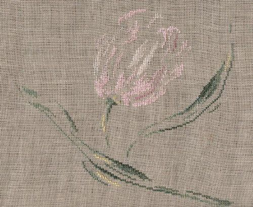 Like it - Tulip Rose freebie via Marie Therese Saint-Aubin