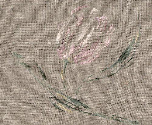 Tulip Rose freebie via Marie Therese Saint-Aubin