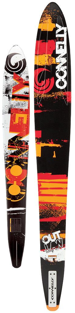 Outlaw Slalom Ski