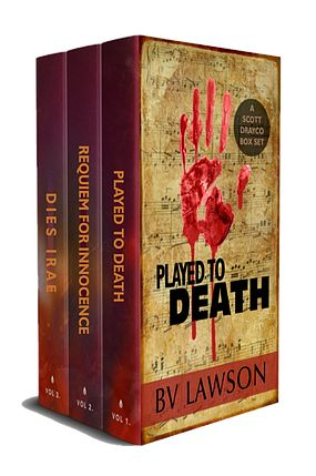 """The first 3 books in the award-winning Scott Drayco mystery series that the Library Journal called """"worth putting on your reading list."""""""