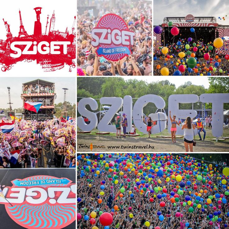 Our really famous and likely festival in Hungary! Would you like to come and enjoy it with us? Ask an offer from us by e-mail and you can enjoy very much your time in Hungary! Our e-mail address: office@twinstravel.hu You are safe with us! ‪#‎szigetfestival‬ ‪#‎sziget‬ ‪#‎szigetfestival2016‬ ‪#‎twinstravel_budapest