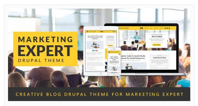 23 Responsive Multi-purpose Drupal Theme
