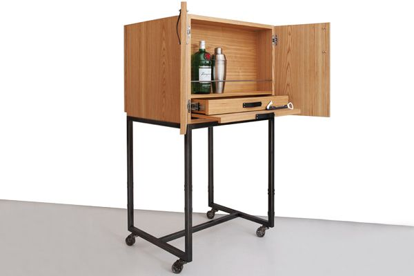 nyer 2 » Wood Storage Cabinet: NewYorker by Jen Turner post photo