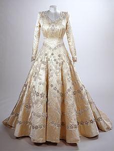 Queen Elizabeth's Gown