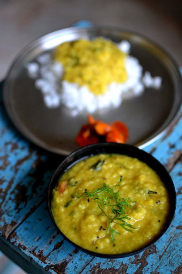 Dal Fry: Easy Healthy & Delicious Lentil Curry made with Moong Dal