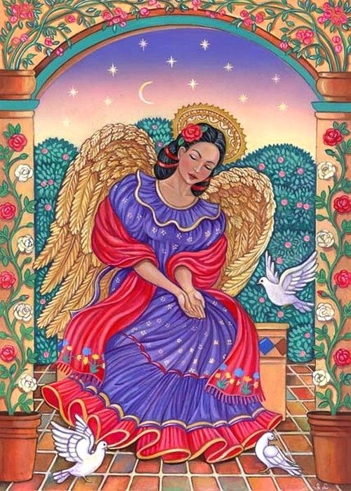 Irina Y. Lombardo — Hispanic Angel (500x700)