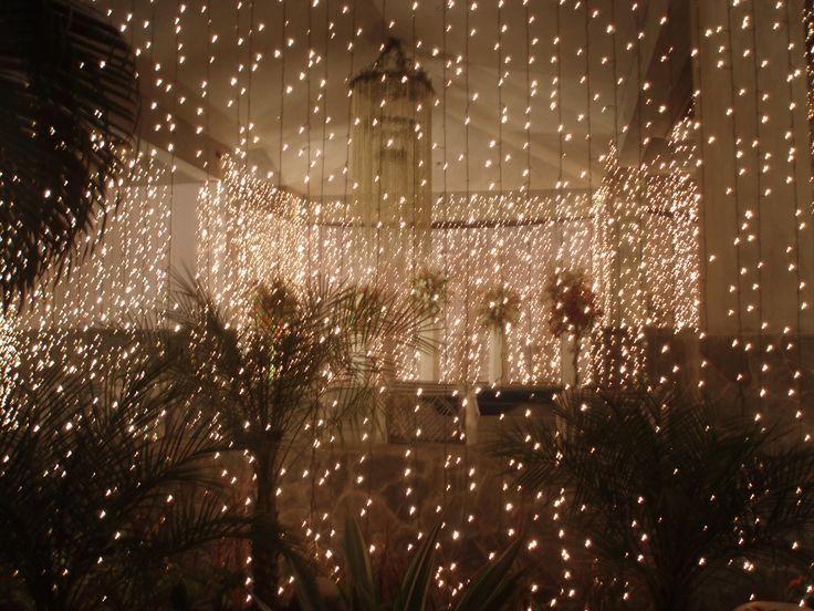 #Fairylight #Residence #decor #theme #bangladeshi #wedding #decor #ceiling #southeastasian #white #Flower #Rojonigondha #Floral #nighttime #gardenwedding #ikebanabd #ikebana #ikebanaBangladesh #ikebanaltd #Bangladesh