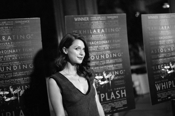 Melissa Benoist Photos: 'Whiplash' Premieres in LA