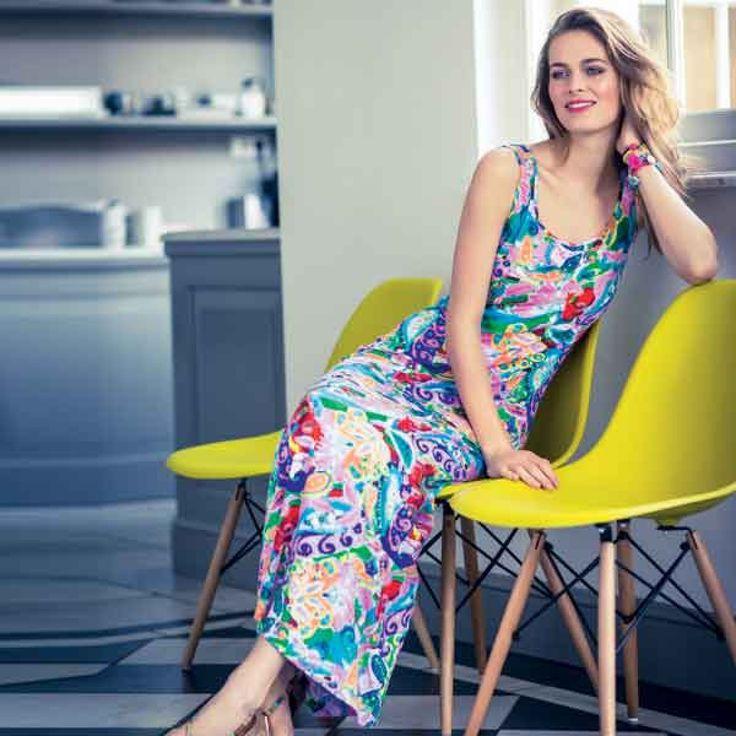 Knipmode - lange hemd jurk patroon (makkelijk)