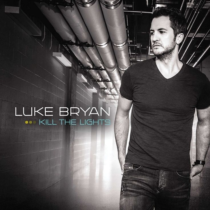 Luke Bryan - Kill The Lights on 180g 2LP
