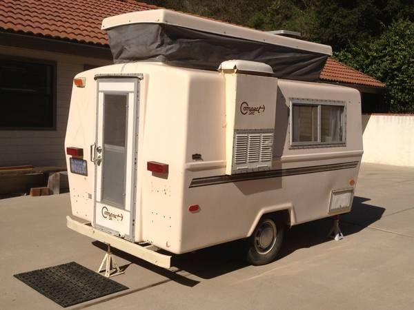 96+ Glamping Campers For Sale - Vintage RV Hot Rod ...