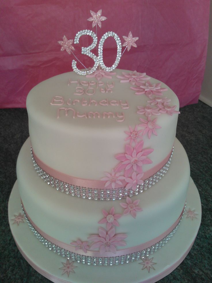 263 best 30th Birthday Cakes And Extras images on Pinterest