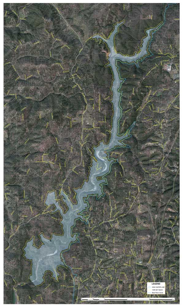 Project Map 37 best Bear River Resources