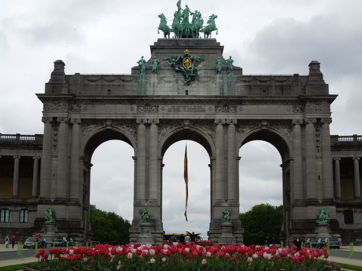 Parc du Cinquantenaire or Jubelpark is a large public, urban park (30 hectares) in the easternmost part of the European Quarter in Brussels, Belgium.